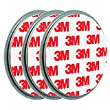 ECENCE Rauchmelder Magnethalter 3 Stück...