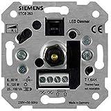 SIEMENS 5TC8263 Dimmer Dreh/Druckkn 6-120W UP