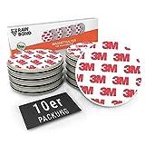 [10x] RAWBOND® Magnethalterung Rauchmelder -...