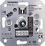 SIEMENS 5TC8257 Dimmer Dreh/Druckkn 60-600W UP